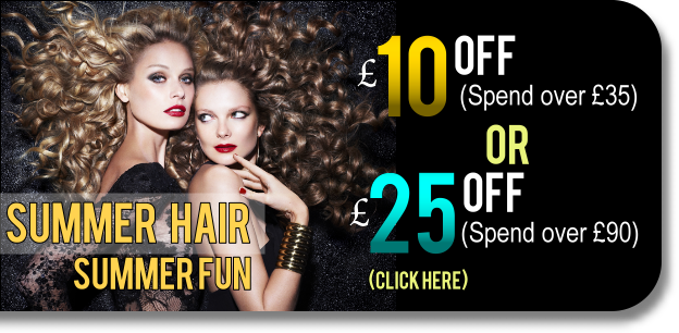 Summer Hair, Summer Fun - July Offers at the Lounge Hair
